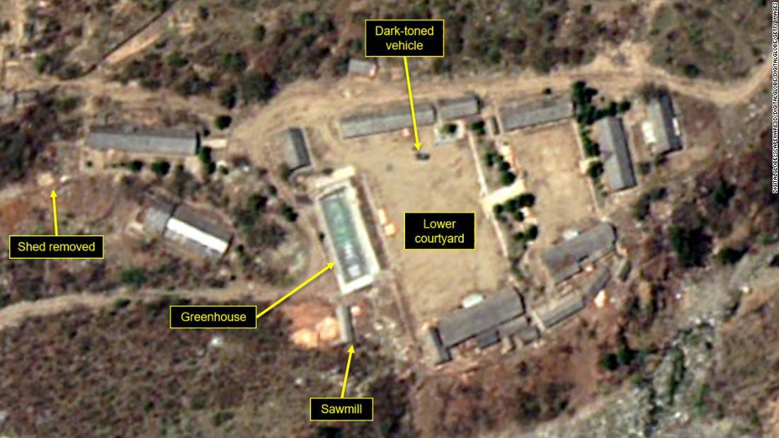 North Korea monitors claim nuclear test site dismantling has begun