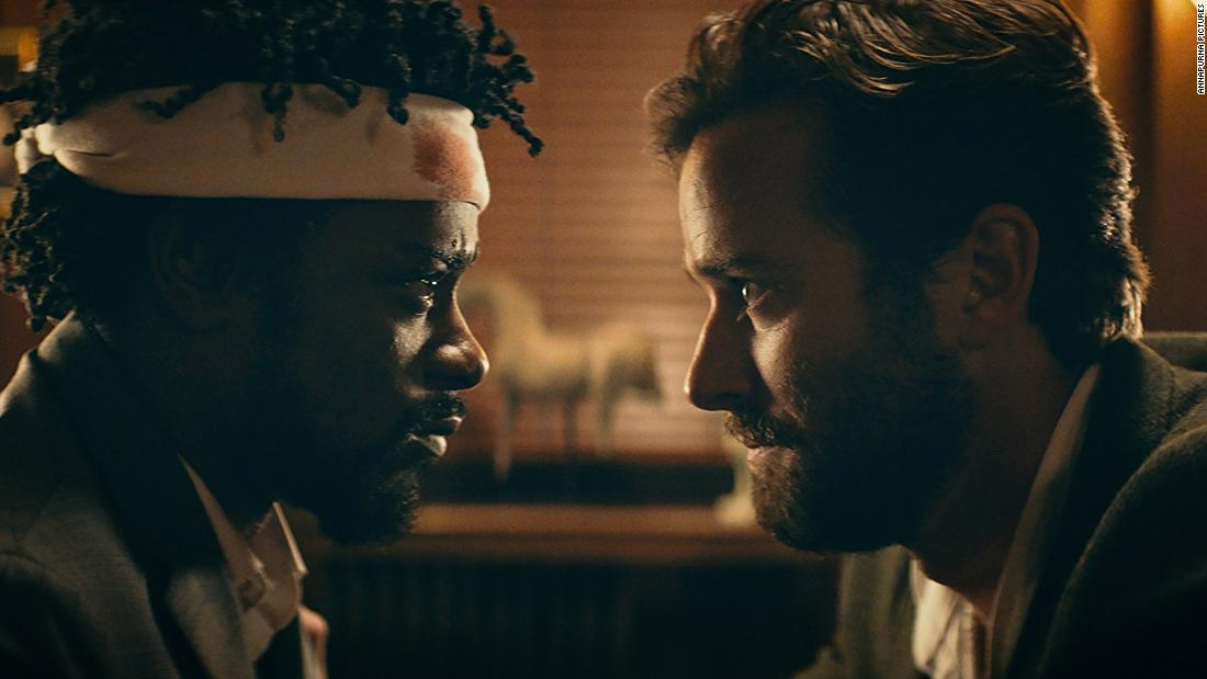"<strong>""Sorry to Bother You""</strong>:  ""Atlanta"" star Lakeith Stanfield takes on the role of black telemarketer Cassius Green, who discovers the key to professional success when he uses his ""white voice."" The film comes out <strong>July 6.</strong>"