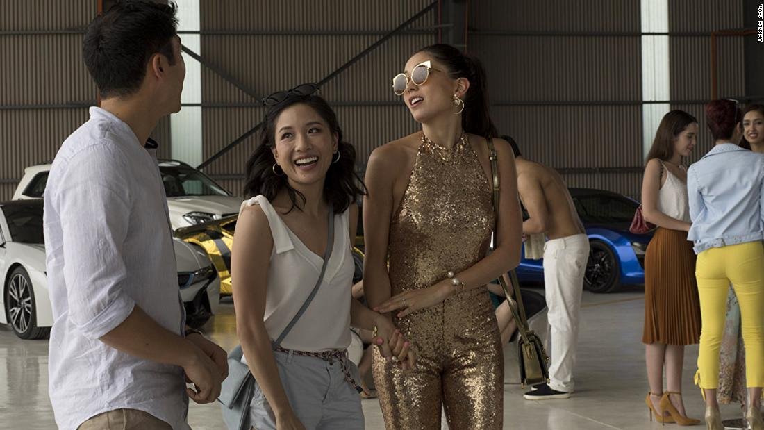 "<strong>""Crazy Rich Asians""</strong>: Adapted from the beloved novel by Kevin Kwan, this movie will be making history with its all Asian and Asian-American cast. The plot centers around Rachel Chu, an economics professor who learns after she travels to Singapore with her boyfriend that he's a member of a super wealthy family. Constance Wu and Henry Golding lead the ridiculously attractive cast. The fun starts<strong> August 17</strong>."