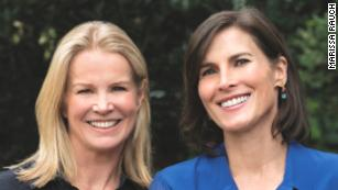 """Katty Kay, left, and Claire Shipman are co-authors of """"The Confidence Code for Girls."""""""