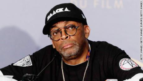 Spike Lee says he hopes his new movie,