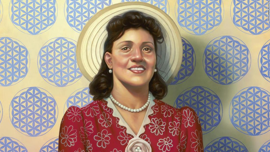 The Smithsonian unveils a portrait of Henrietta Lacks, the black farmer whose cells led to medical miracles