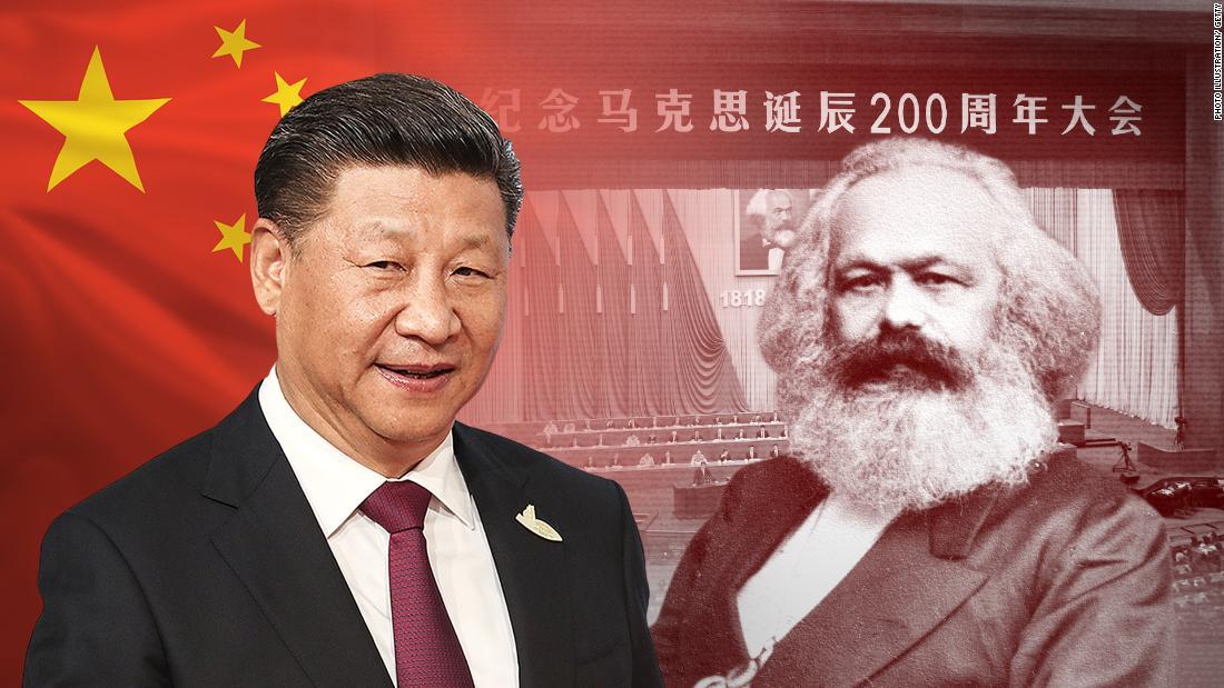 Ampliação: Xi enfatiza boa divulgação da adaptação do marxismo ao contexto chinês