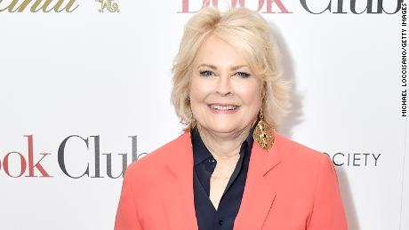 Candice Bergen shared her memories of going on a date with Donald Trump.