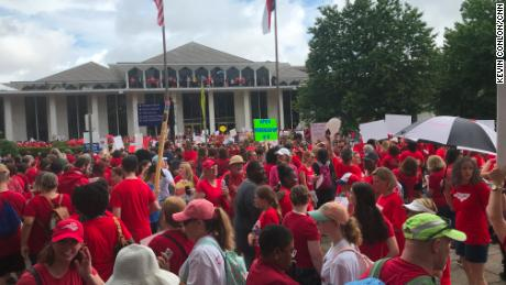 Here's what US teachers accomplished with their protests this year