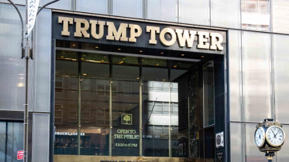 NEW YORK, NY, UNITED STATES - 2018/04/22: Trump Tower on Fifth Avenue in New York City. (Photo by Michael Brochstein/SOPA Images/LightRocket via Getty Images)