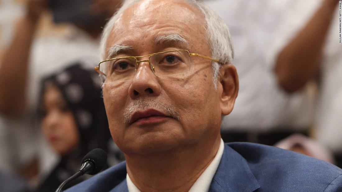 Police enter home of former Malaysian Prime Minister Najib Razak, media witnesses say