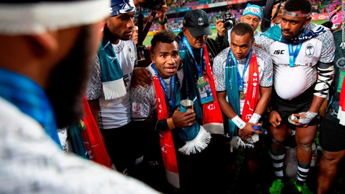 Tuwai is enjoying his second season as captain of this Fiji side, which is currently well-placed to win a third Sevens World Series title in four years and first under coach Gareth Baber.