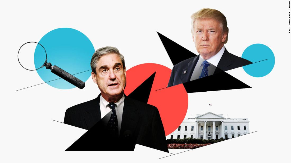 Mueller Investigation: One Year Later - cover