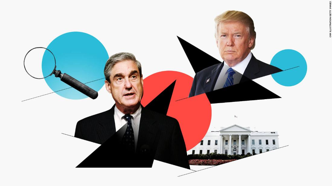 One year of Mueller as special counsel, by the numbers ...