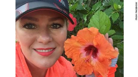 Ildiko Krajnyak, the victim of an explosion at a California medical facility, is seen in a photo from her Facebook profile.