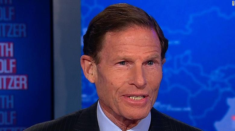 Blumenthal: President is not above the law