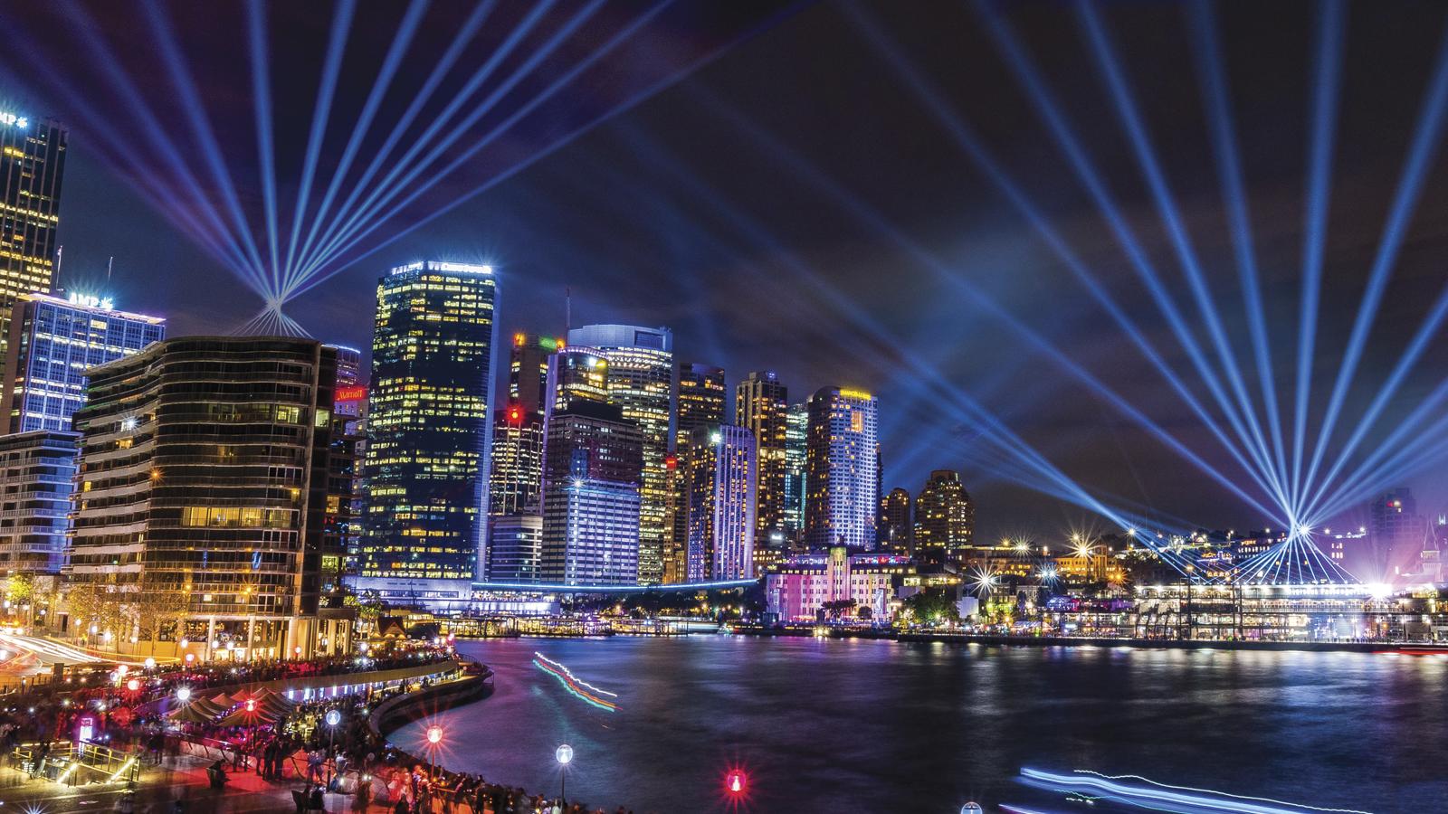 Vivid Sydney 2018: City celebrates 10 years of colorful festival ...