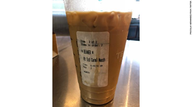 starbucks faces more racism allegations after a barista wrote a slur