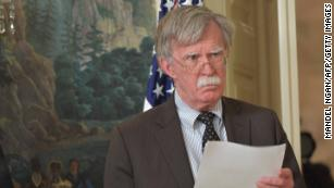 Bolton says there's a one-year plan for North Korea to denuclearize, stays mum on WaPo report