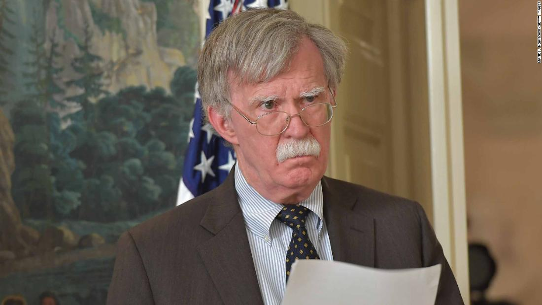 Bolton: Chinese, Iranian, North Korean election meddling 'a sufficient national security concern'