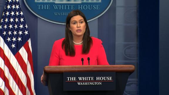White House Briefing with Sarah Sanders/LIVE