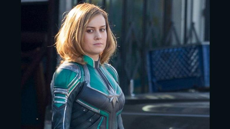 Brie Larson Is Set To Star As Carol Danvers Captain Marvel In The Forthcoming Quot