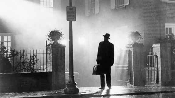 """""""The Exorcist"""" -- No one ever looked at their bedroom in the same way after watching a film so scary it transcended the genre and became a phenomenon. A good night's sleep was out of the question after watching the potty-mouthed, head-spinning exploits of Linda Blair's possessed 12-year-old."""