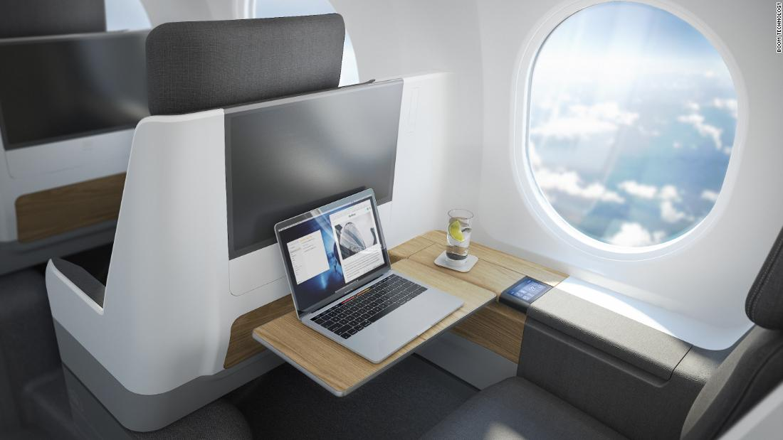 Why the supersonic travel busi...