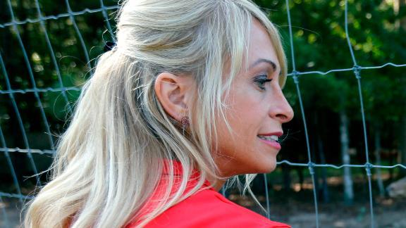 Rhonda Faehn, USA Gymnastics Senior Vice President of Women