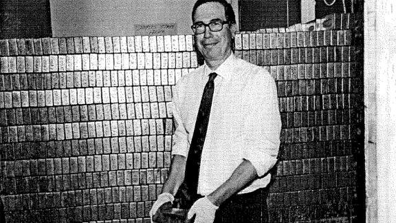 Treasury Secretary Steve Mnuchin