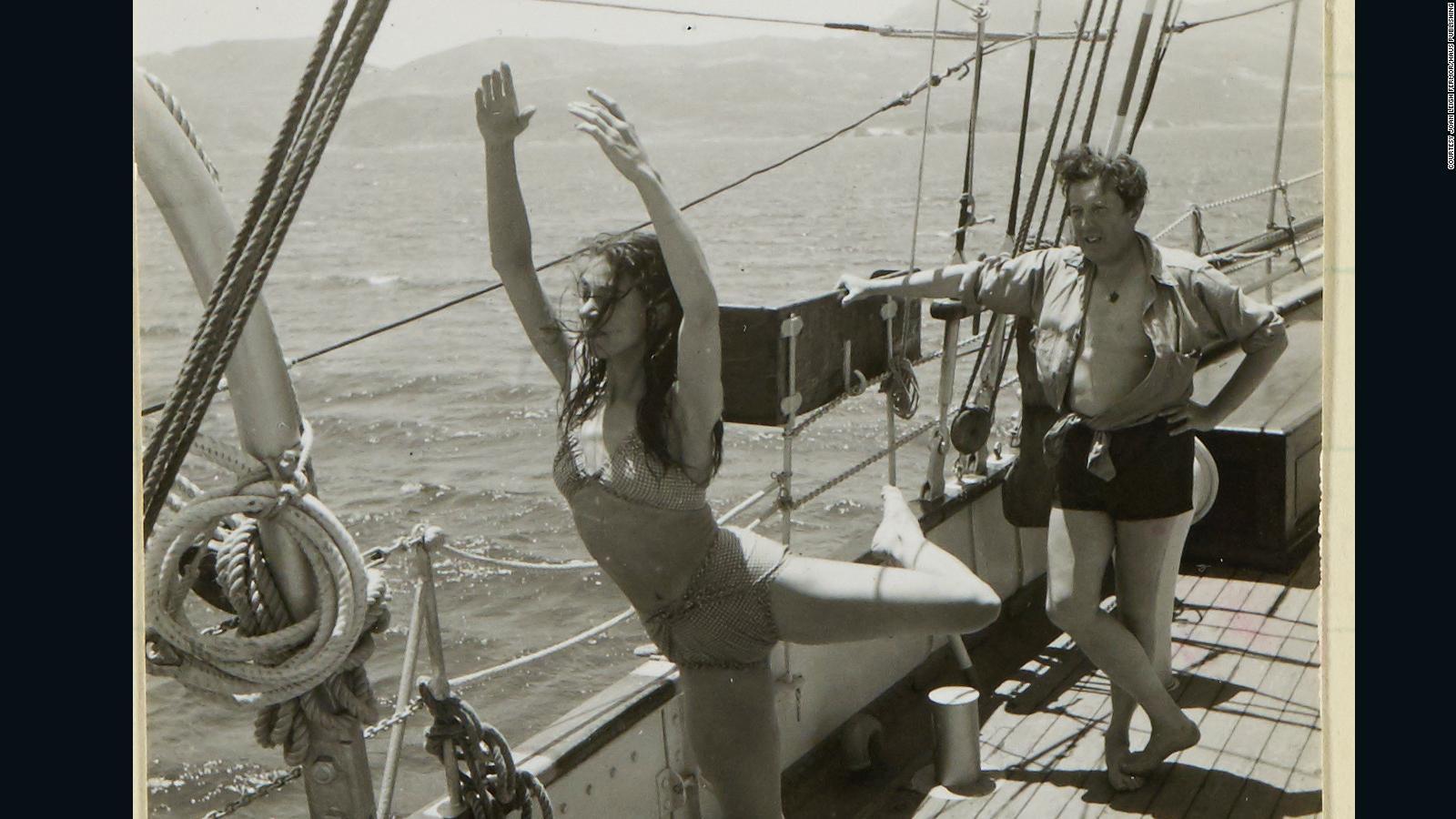 8b43d76187d30 Found: Joan Leigh Fermor's photos of Greece - CNN Style