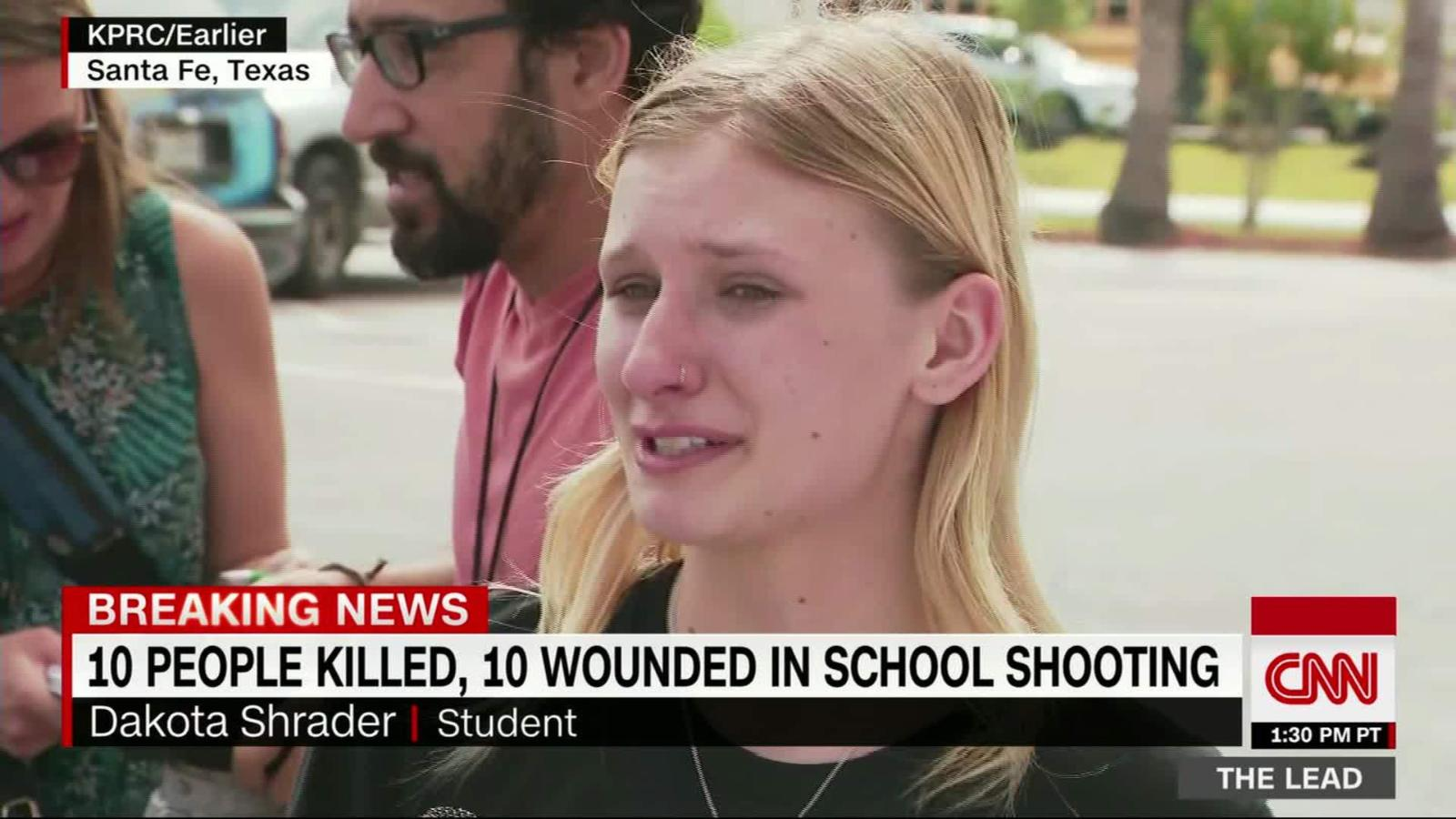 Santa Fe News >> Something Important Was Different About This Shooting Opinion Cnn