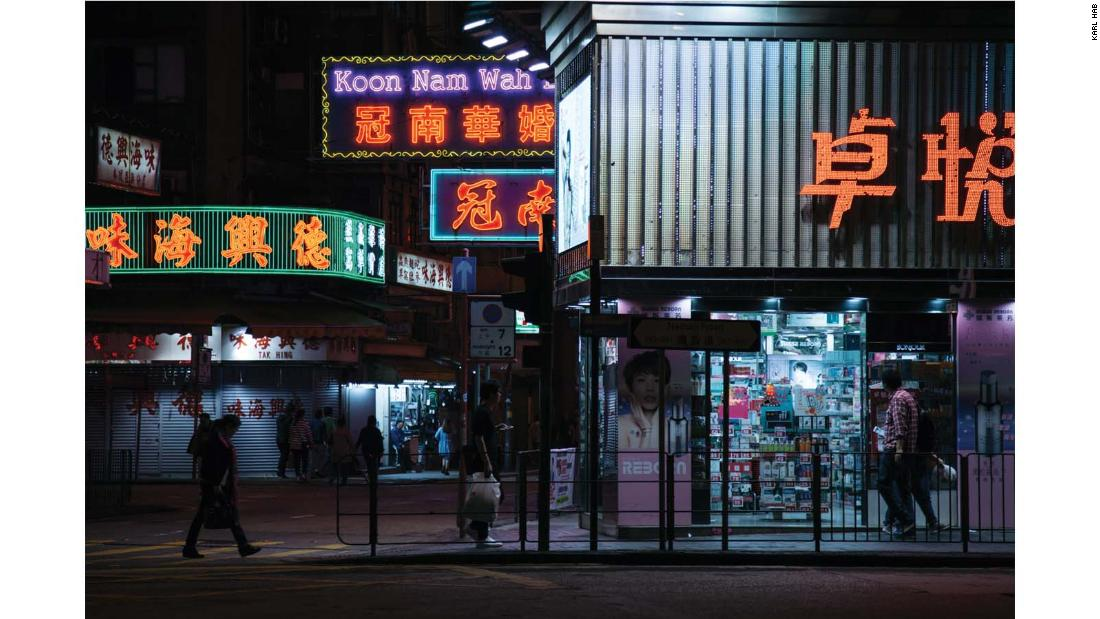 Images showcase another side of Hong Kong
