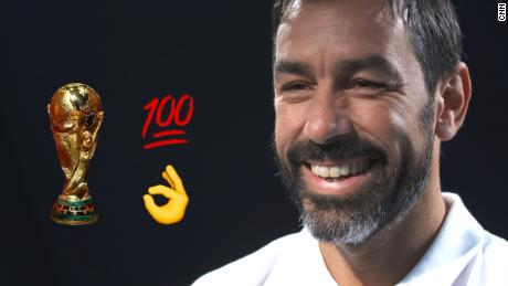 World Cup One-on-One: Robert Pires and France