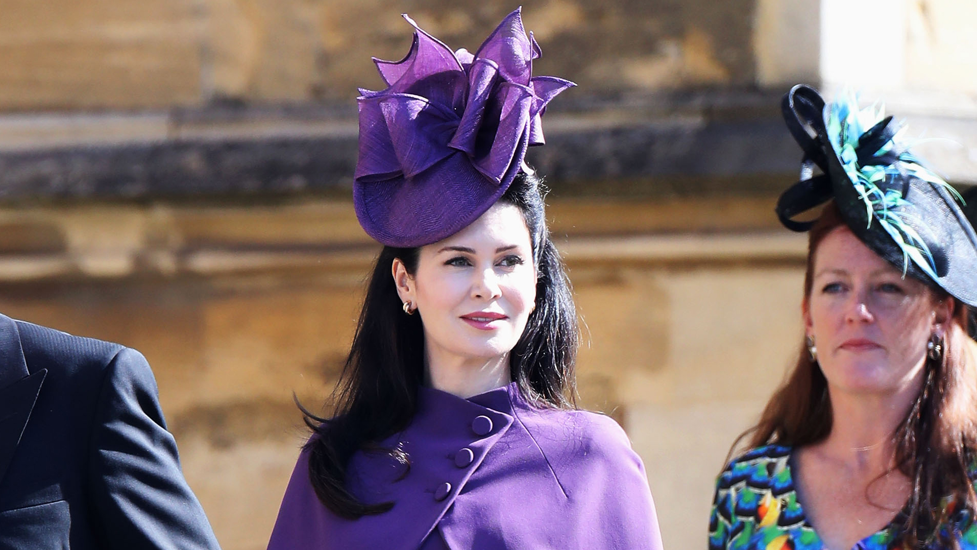 8f539ef12b5 Hats and fascinators at the royal wedding - CNN Style