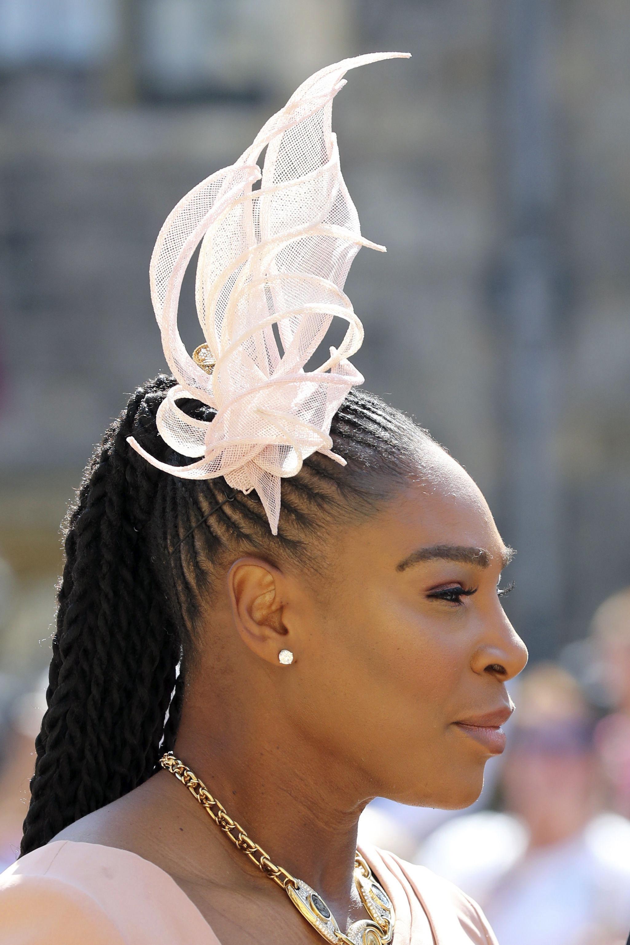 Hats and fascinators at the royal wedding - CNN Style 6fbdf6286e8