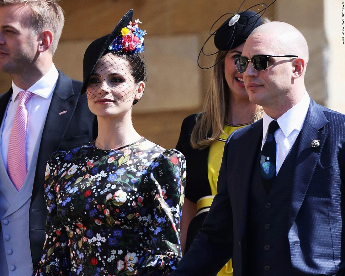 Wedding guest fashion bold and bright at Windsor , CNN Style