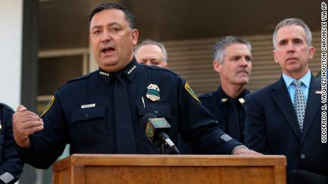 Houston police chief slams officials who offer 'prayers' but no action