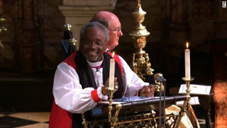 Bishop Michael Curry's royal wedding sermon