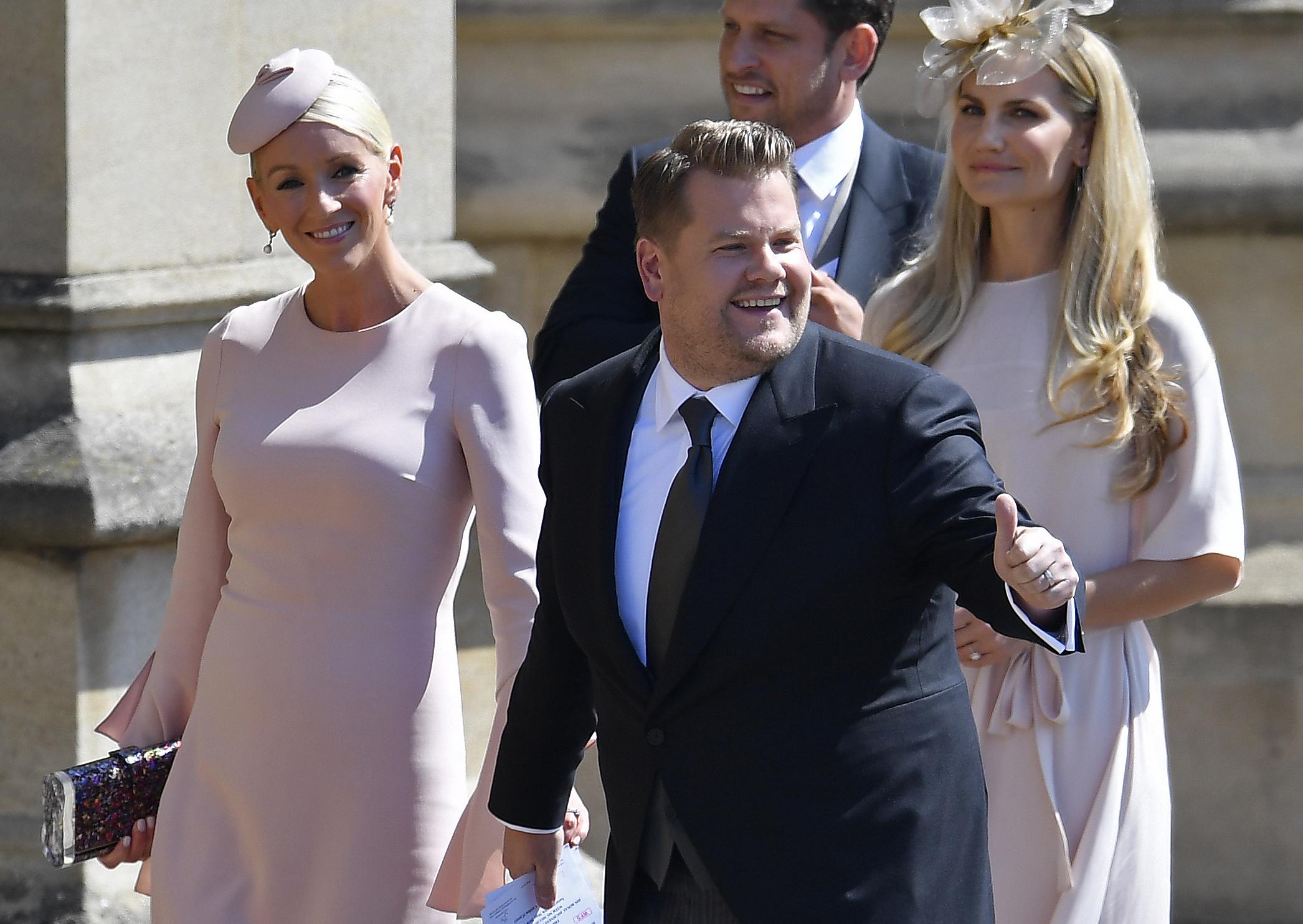 ebae61628e Wedding guest fashion bold and bright at Windsor - CNN Style