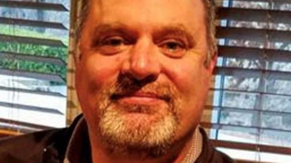 Retired Houston Officer John Barnes was injured in Friday's shooting.