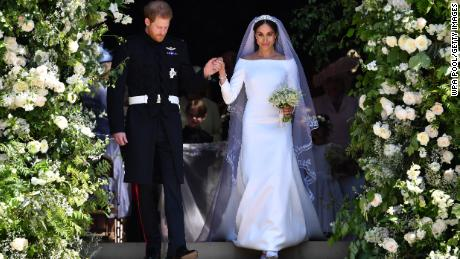 Newlyweds Prince Harry and Meghan usher in a new era for British royalty.