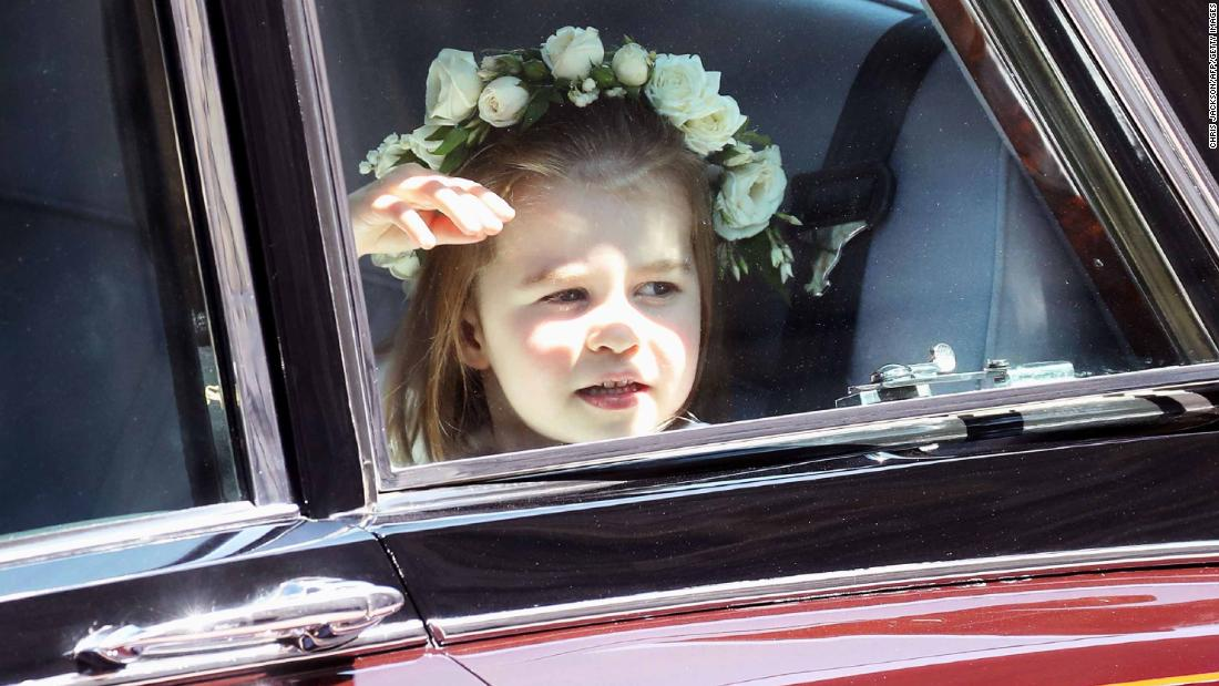 Prince George, Princess Charlotte to feature in royal wedding