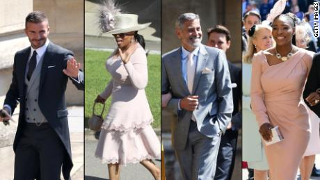 Famous Royal Wedding Guests Who Was There