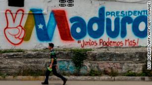 Opponents slam Venezuelan President Nicolas Maduro's election victory as a sham