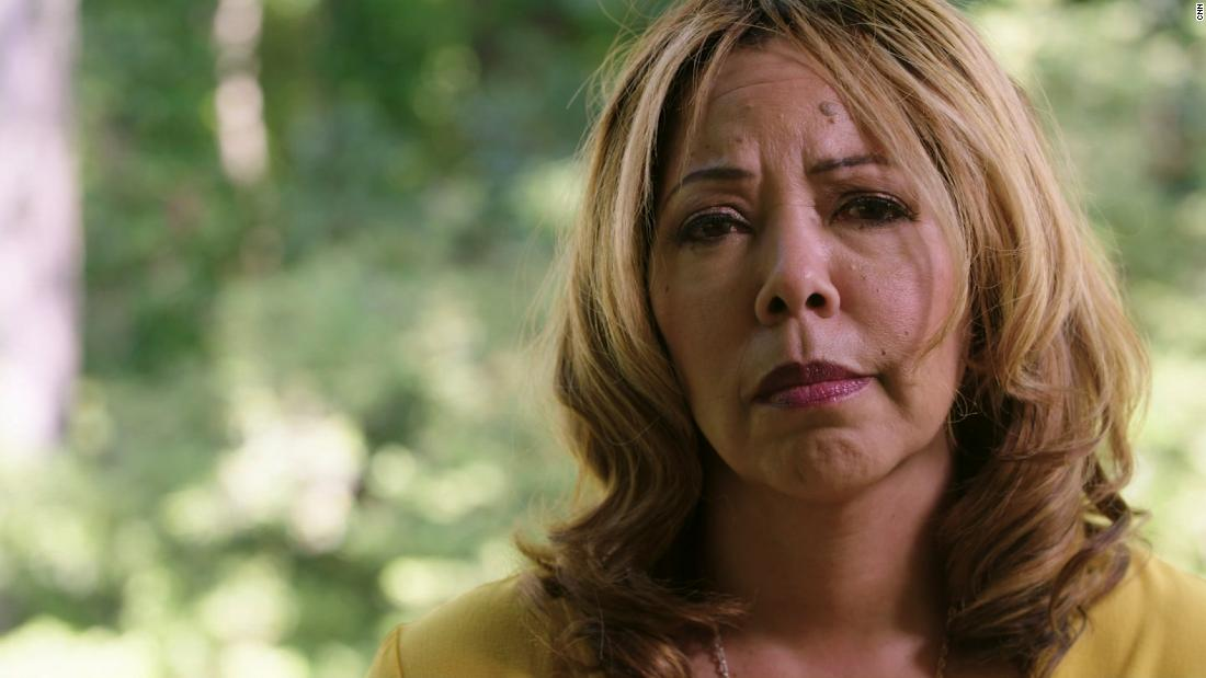 Lucy McBath Georgia Democratic candidate for Congress touts gun control after losing her son to gun violence CNNs Kyung Lah reports