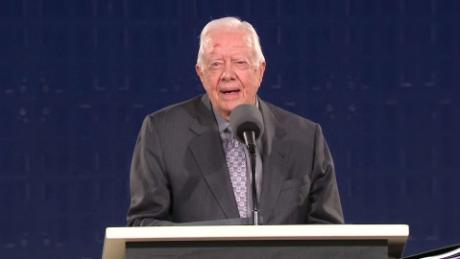 Jimmy Carter commencement Liberty University Trump sot_00001506