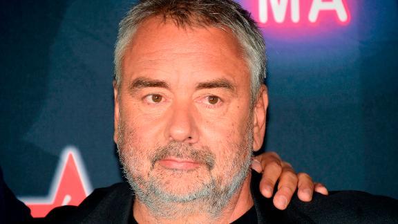 Film director Luc Besson.