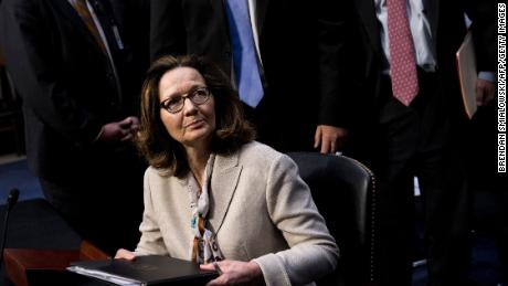 GOP lawmakers defend CIA Director Gina Haspel as Trump weighs firing her