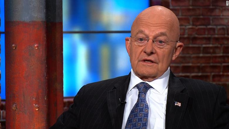 Clapper: Trump's demand a 'disturbing assault'