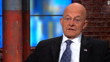 James Clapper newday 05212018