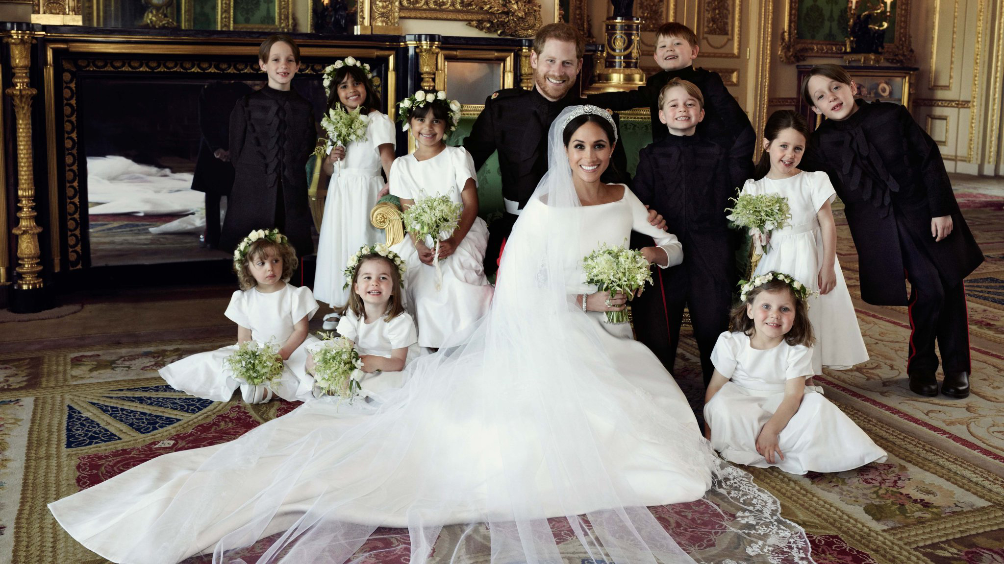 royal wedding harry and meghan release official photos cnn style