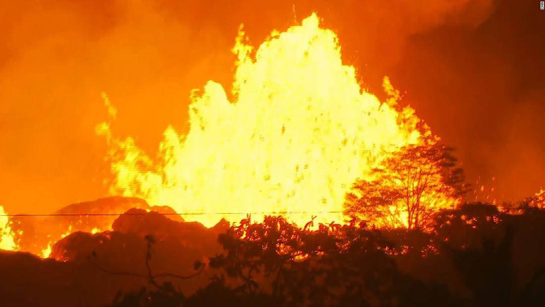 Geologist: It's not just lava making the volcano blow