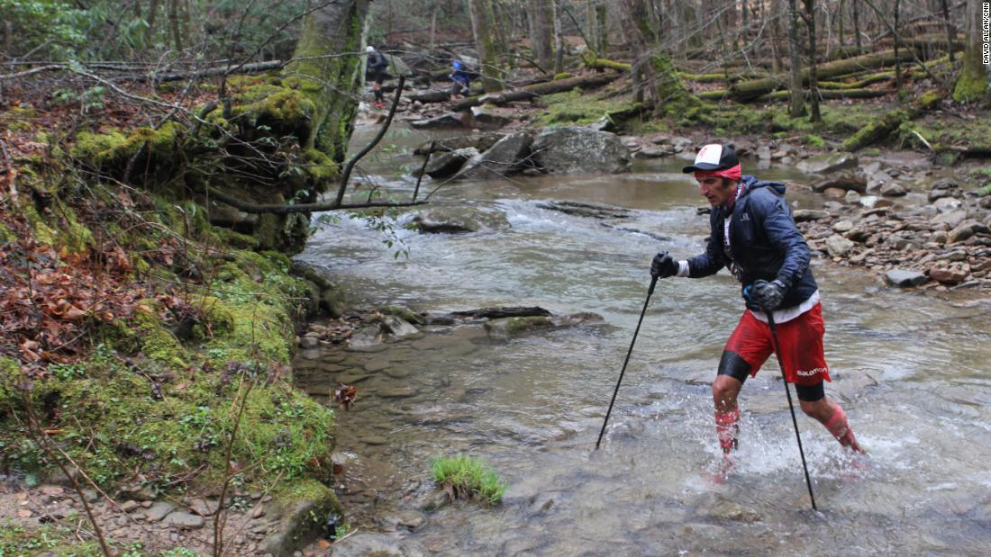 Though most other distance races -- with their clear routes, aid stations, teams of helpful volunteers and throngs of encouraging spectators -- are designed so racers finish, the Barkley is designed so racers fail.